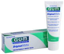 GUM ORIGINAL WHITE valgendav hambapasta 75ml