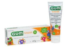 GUM JUNIOR hambapasta 7+a. lastele. Tutti-frutti maitseline 50ml