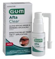GUM AFTACLEAR suuõõne haavandite pihusti 15ml