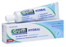 GUM HYDRAL geel suukuivuse leevendamiseks 50ml
