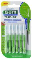 GUM Trav-Ler 1,1mm N6 hambavaheharjad