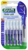 GUM Trav-Ler 1,2mm N6 hambavaheharjad