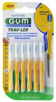 GUM Trav-Ler 1,3mm N6 hambavaheharjad