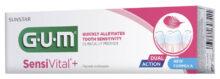 GUM SensiVital+ hambapasta tundlikele hammastele 75ml