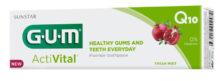 GUM ActiVital hambapasta Q10 ja granaatõunaga 75ml