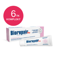Biorepair PLUS Parodontgel hambapasta 75ml (6 tk)