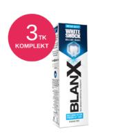 BLANX WHITE SHOCK hambapasta 75ml (3 tk)