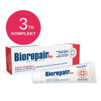BIOREPAIR PLUS Sensitive Teeth hambapasta 75ml (3 tk)