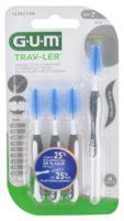GUM Trav-Ler 2,6mm N6 hambavaheharjad